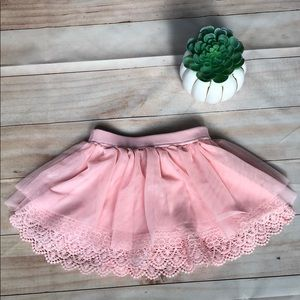 🍭6/$30 Epic Threads Pink Lined Ballerina Tutu 2T
